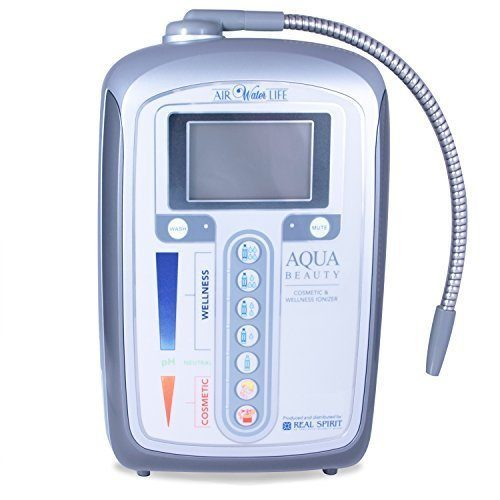 Aqua Ionizer Deluxe 5.0 Alkaline Water Ionizer